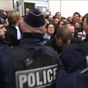Des avocats évacués sans ménagement par la police à Lille
