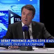 Débat régionales en PACA: troisième partie
