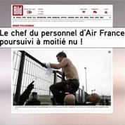 Air France : Les violences font réagir à travers le monde