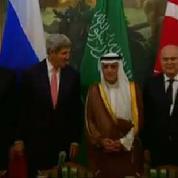 L'avenir de la Syrie se joue à Vienne