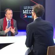 Christophe Barbier : «Je reste à la tête de L'Express»