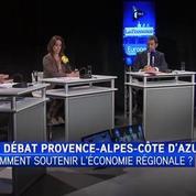 Débat régionales en PACA: première partie