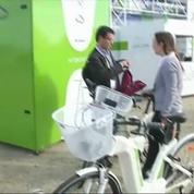 Un vélo à l'hydrogène