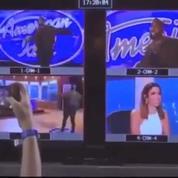 Kanye West s'incruste dans un télé-crochet américain