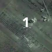 Frappes russes en Syrie: Vladimir Poutine réaffirme ses objectifs.