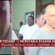 Nicolas Pisapia redoute que les autorités dominicaines décident de l'incarcérer à nouveau