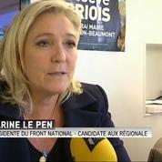 Le Front National à l'assaut du RC Lens