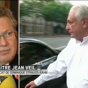 LSK : La signature (de DSK) a été forgée, selon l'avocat Jean Veil