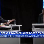 Débat régionales en PACA: deuxième partie