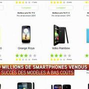 20 millions de smartphones devraient être vendus en 2015
