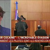 Air Cocaïne : des amis, d'anciens militaires, auraient aidé les pilotes