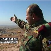 Irak: les combattants kurdes ont repris à l'EI la ville de Sinjar