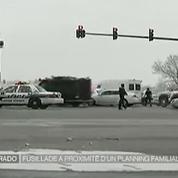 Une fusillade dans un planning familial du Colorado fait 3 morts