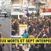 La situation se calme à Saint-Denis après l'assaut