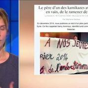 La famille de Samy Amimour n'imaginait pas qu'il puisse frapper sur le sol français