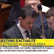 Manuel Valls refuse l'internement d'office des suspects fichés S
