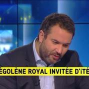 Ségolène Royal : On attend de l?opposition un rassemblement national