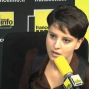 Chronique sexiste : «Je ne m'encombre pas l'esprit» répond Vallaud-Belkacem