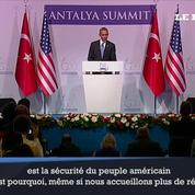 Obama : «Claquer la porte au visage des réfugiés serait une trahison de nos valeurs»