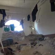 Sous Sinjar, la ville souterraine de l'État islamique
