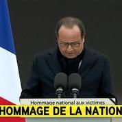 Hollande promet de «tout faire pour détruire les fanatiques»