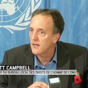 Les violences au Burundi inquiètent les Nations-Unies