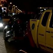 Une voiture utilisée pour les attentats retrouvée à Montreuil, près de Paris