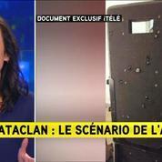 Bataclan: 27 impacts sur le bouclier qui a protégé la BRI