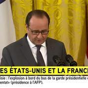Hollande : «La France peut travailler avec la Russie»