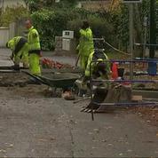 15 000 emplois menacés dans le secteur des travaux publics