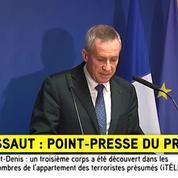 Saint-Denis : «Ce commando pouvait passer à l'acte»