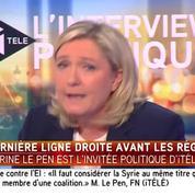 Financement des plannings familiaux : Marine Le Pen se désolidarise de sa nièce