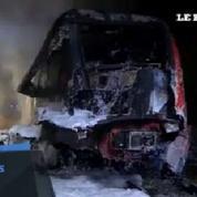 Allemagne: 2 morts dans la collision d'un train et d'un poids lourd
