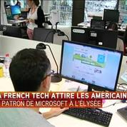 La French Tech attire les Américains