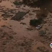 Brésil : au moins 17 morts après la rupture soudaine d'un barrage minier