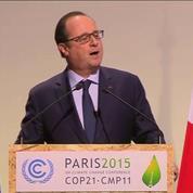 Ouverture de la COP21: décider ici de l'avenir même de la planète