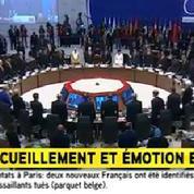 Sommet du G20 : une minute de silence observée par les dirigeants du monde
