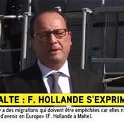 Fabius : «On ne peut pas comprendre ces pratiques» répond Hollande