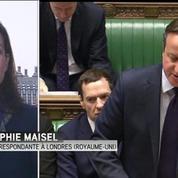 Cameron réclame des frappes contre l'EI en Syrie devant son Parlement