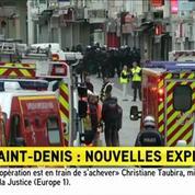 Intervention à Saint-Denis : un troisième terroriste mort