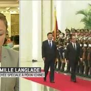 A un mois de la COP 21, F. Hollande est en Chine pour trouver un accord