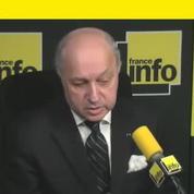 Fabius reconnaît qu'il y a des «failles dans le système européen»