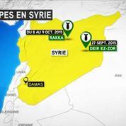 La France face au groupe Etat Islamique