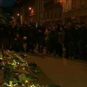 Après le choc, le deuil à la une de la presse française