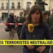 Saint-Denis : Les forces de l'ordre cherchent à forcer la porte de l'église