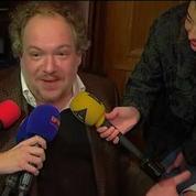Mathias Enard, surpris et très heureux par son Goncourt