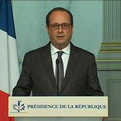 François Hollande appelle les Français à l'unité indispensable