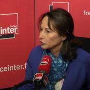 Royal annonce des portiques de sécurité pour le Thalys «avant le 20 décembre»