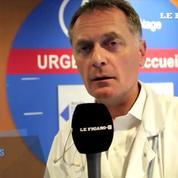 Hôpital Pompidou : «On a passé une nuit terrible»