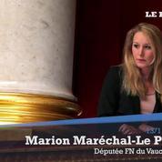 Maréchal-Le Pen : «Nous avons gagné la bataille des idées»